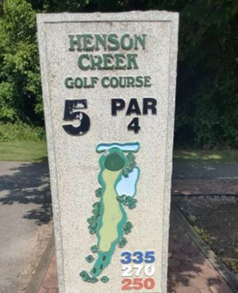 Henson Creek Golf Course