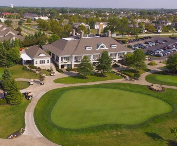 Golf Course Photo, Heritage Golf Club, Hilliard, 43026