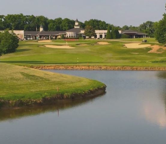 Hermitage Golf Course, The Generals Retreat,Old Hickory, Tennessee,  - Golf Course Photo