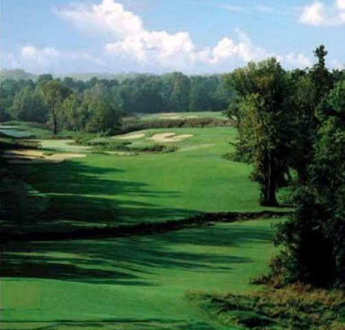 Hermitage Golf Course, The Presidents Reserve,Old Hickory, Tennessee,  - Golf Course Photo