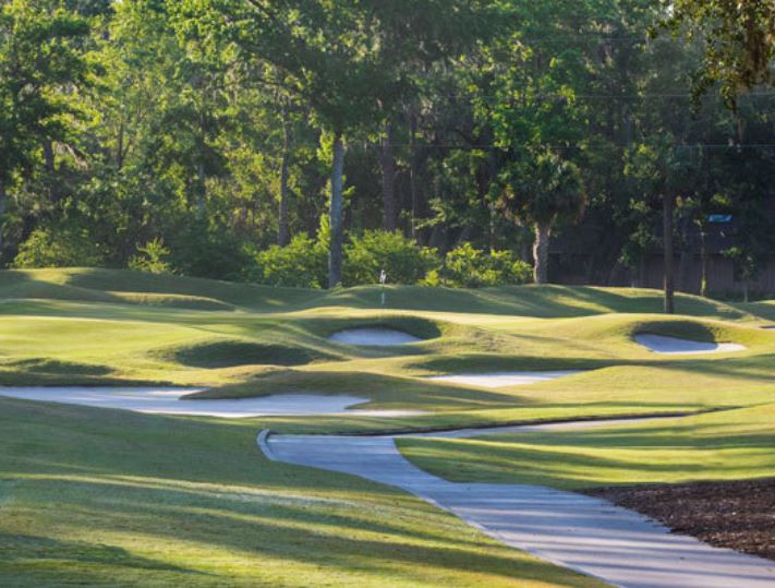 Heron Point Golf Course, Sea Pines Resort