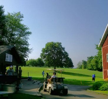Hi-Level Golf Course, Executive Five Hole Course, Kossuth, Pennsylvania, 16331 - Golf Course Photo