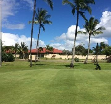 Golf Course Photo, Hickam Par Three Golf Course, Joint Base Pearl Harbor, 96813