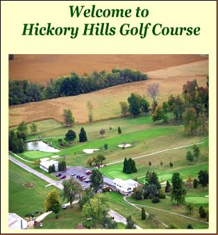 Hickory Hills Golf Club,Farmland, Indiana,  - Golf Course Photo