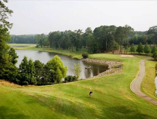 Hickory Knob Golf Course,Mccormick, South Carolina,  - Golf Course Photo