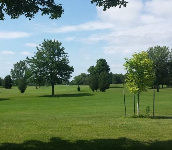 Hickory Knoll Golf Course, Gold-Red Course