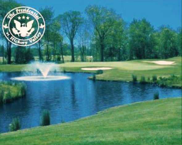 Hickory Valley Golf Club, Presidential Course,Gilbertsville, Pennsylvania,  - Golf Course Photo