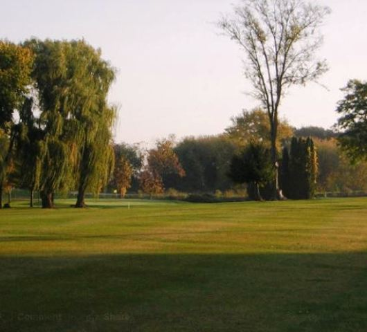 Golf Course Photo, Hickory Grove Golf Club, Oelwein, 50662