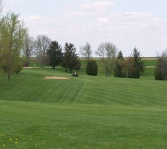Hickory Grove Golf Course, Fennimore, Wisconsin,  - Golf Course Photo