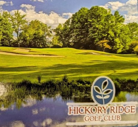 Golf Course Photo, Hickory Ridge Country Club, Amherst, 01002
