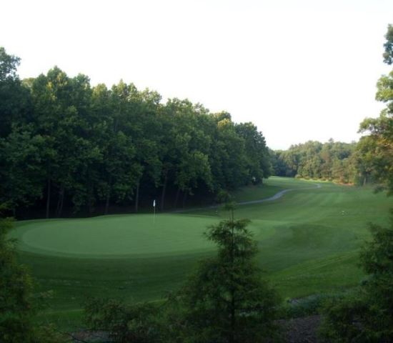 Hidden Valley Country Club,Salem, Virginia,  - Golf Course Photo