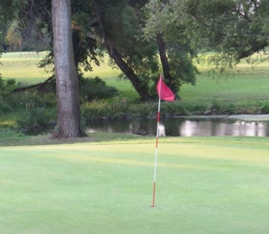Hidden Valley Golf Course, Brandon, South Dakota,  - Golf Course Photo