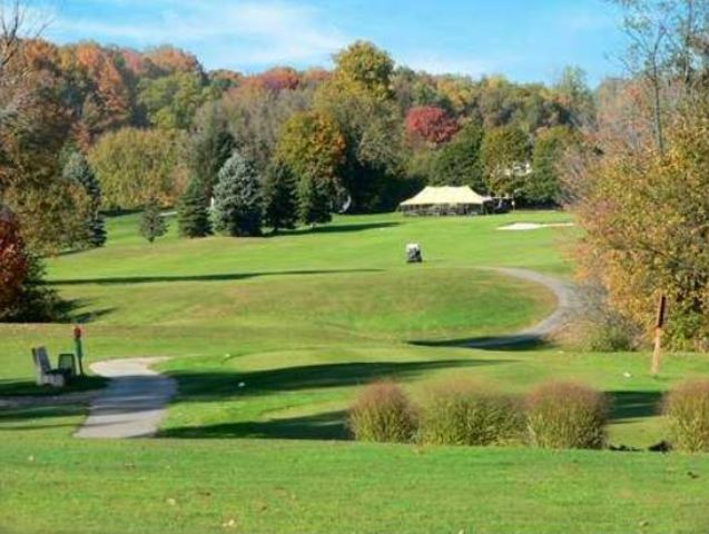 Golf Course Photo, Hidden Valley Golf Club, Whitesboro, New York, 13492