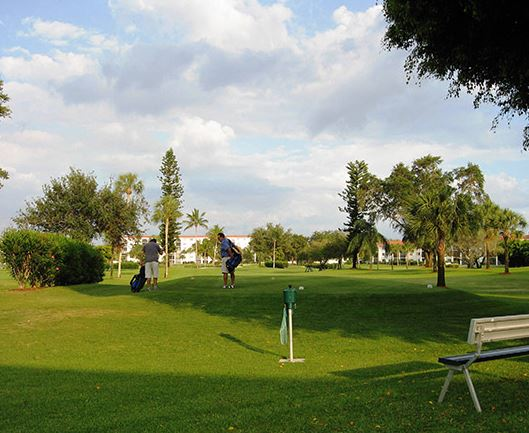 High Point Country Club, Naples, Florida, 34103 - Golf Course Photo