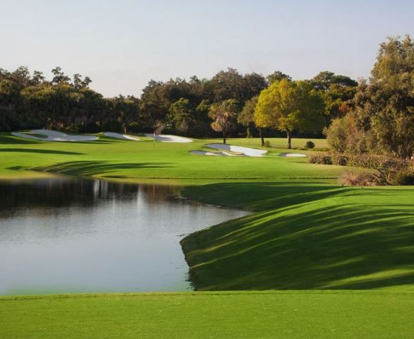 High Ridge Country Club, Lantana, Florida,  - Golf Course Photo