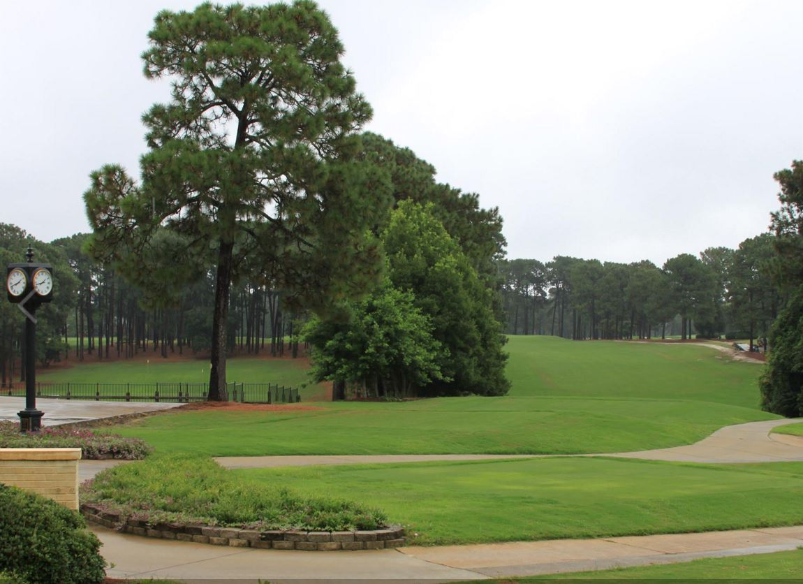 Golf Course Photo, Highland Country Club | Highland Golf Course, Fayetteville, 28305