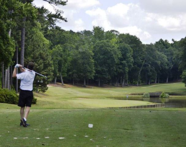 Golf Course Photo, Highland Country Club, Lagrange, 30240