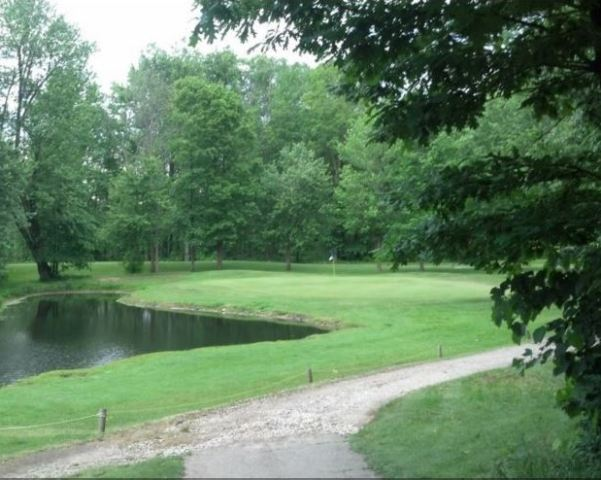 Golf Course Photo, Highland Hills Golf Club | Highland Hills Golf Course, Highland, 48356
