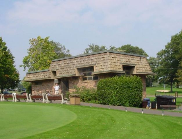 Highland Nine Golf Course,Saint Paul, Minnesota,  - Golf Course Photo