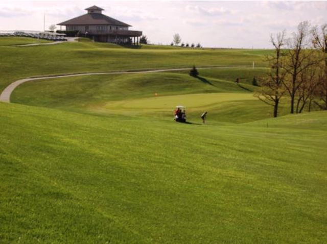 Highland Oaks Golf Course,Ponca, Nebraska,  - Golf Course Photo