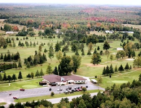 Highland Golf Club | Highland Golf Course, Escanaba, Michigan,  - Golf Course Photo