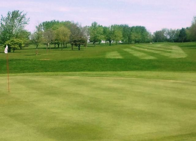 Highland Park Municipal Golf Course, Mason City, Iowa,  - Golf Course Photo