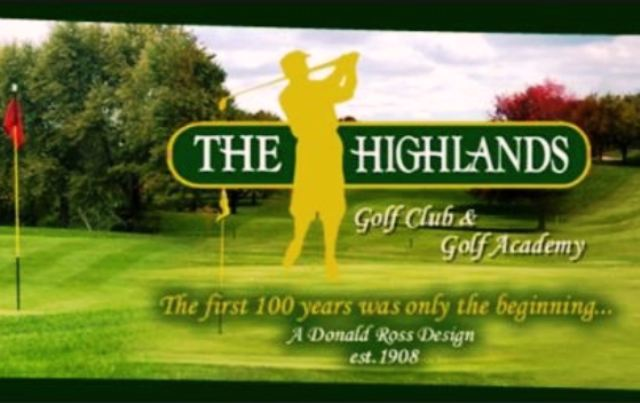 Highlands Golf Course, CLOSED 2017, Grand Rapids, Michigan, 49504 - Golf Course Photo