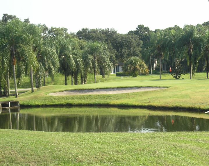 Golf Course Photo, Meadows Country Club, The Highlands Golf Course, Sarasota, 34235