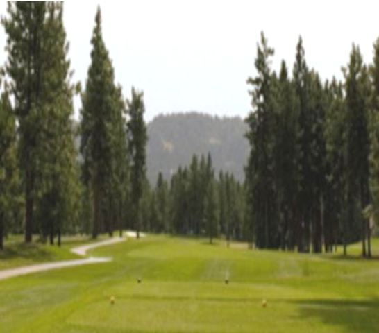 Golf Course Photo, Highlands Golf & Country Club, Post Falls, 83854