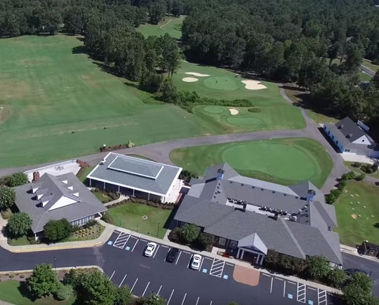 Highlands Golfers Club, Chesterfield, Virginia,  - Golf Course Photo