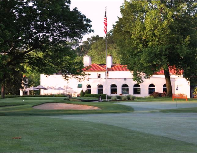 Hillcrest Country Club,Indianapolis, Indiana,  - Golf Course Photo
