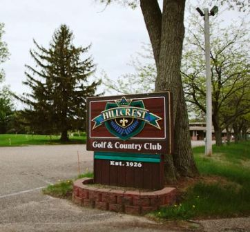 Hillcrest Golf & Country Club, CLOSED 2012,Altoona, Wisconsin,  - Golf Course Photo
