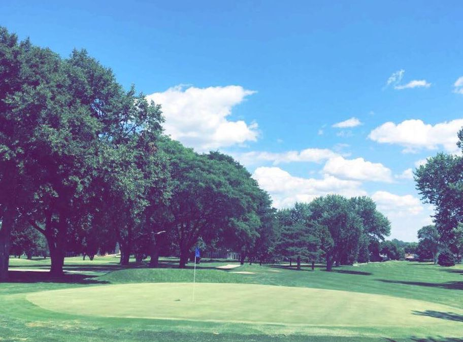 Hillcrest Golf & Country Club, Yankton, South Dakota,  - Golf Course Photo