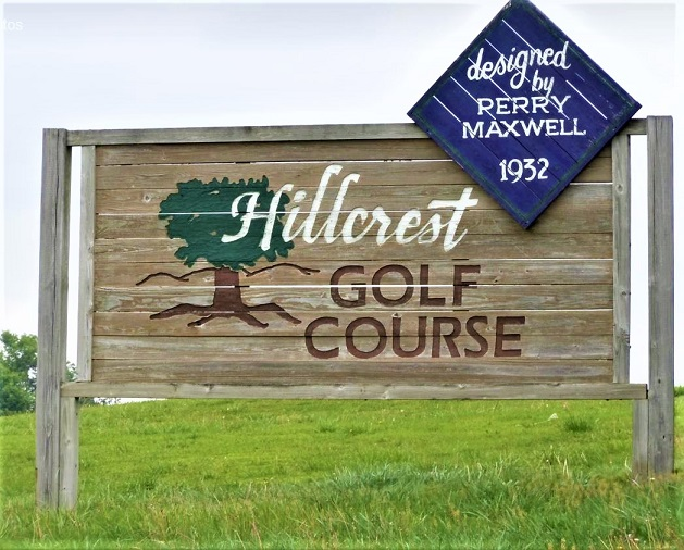 Golf Course Photo, Hillcrest Golf Course, Coffeyville, 67337