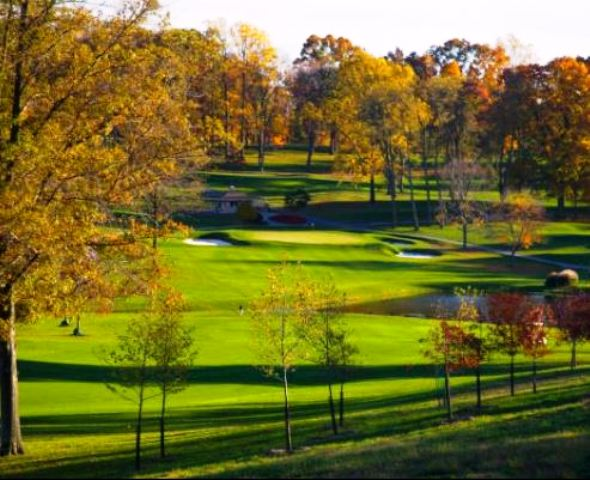 Hillendale Country Club,Phoenix, Maryland,  - Golf Course Photo