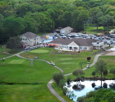 Hillside Country Club,Rehoboth, Massachusetts,  - Golf Course Photo
