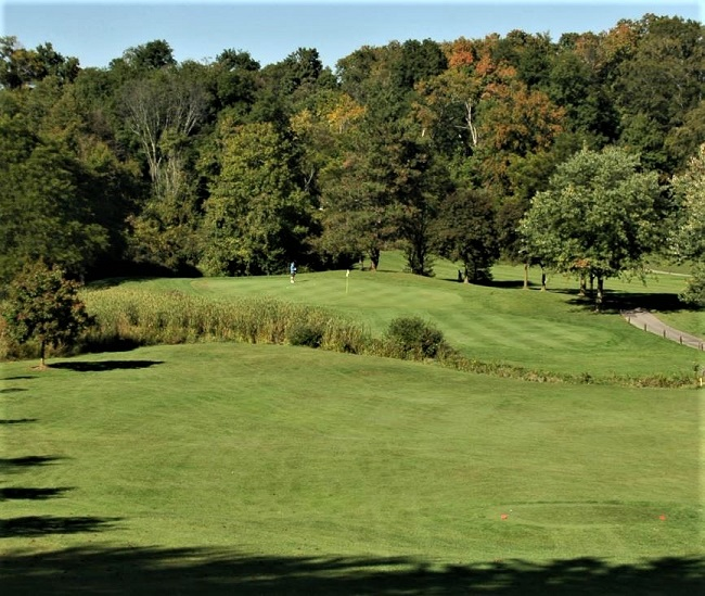 Hilltop Golf Course, Plymouth, Michigan,  - Golf Course Photo