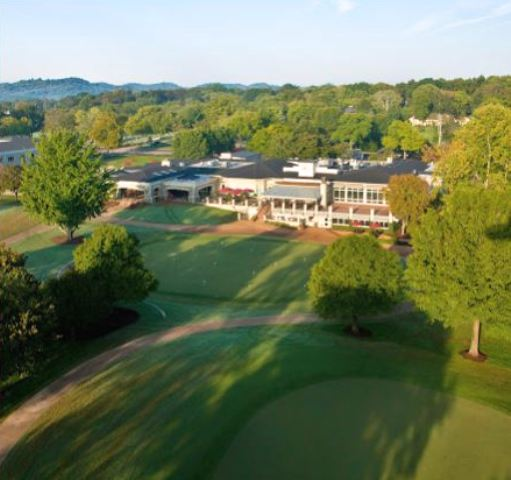 Golf Course Photo, Hillwood Country Club | Hillwood Golf course, Nashville, 37205