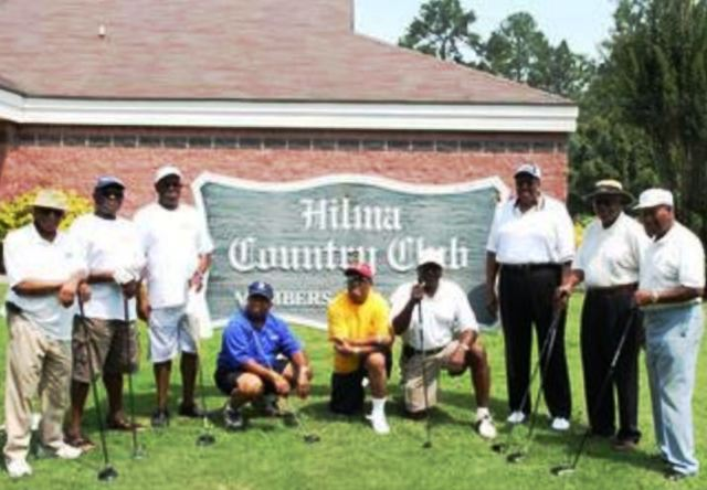 Hilma Country Club, CLOSED 2012, Tarboro, North Carolina, 27886 - Golf Course Photo