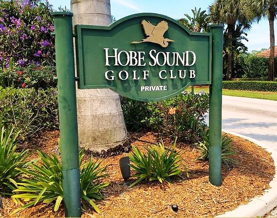 Hobe Sound Golf Club,Hobe Sound, Florida,  - Golf Course Photo