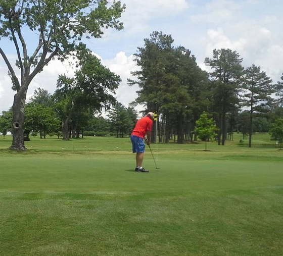 Hohenwald Municipal Golf Course, Hohenwald, Tennessee,  - Golf Course Photo