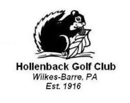 Golf Course Photo, Hollenback Golf Club, Wilkes Barre, Pennsylvania, 18702