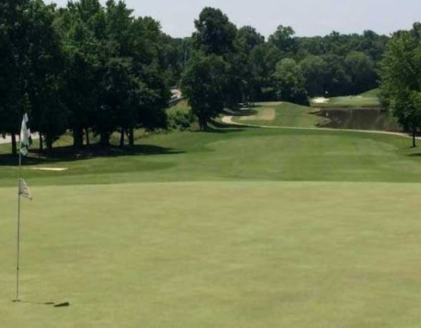 Holly Tree Country Club, Simpsonville, South Carolina, 29681 - Golf Course Photo