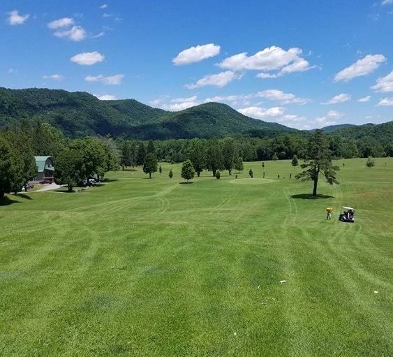 Holly Meadows Golf Course, Parsons, West Virginia,  - Golf Course Photo