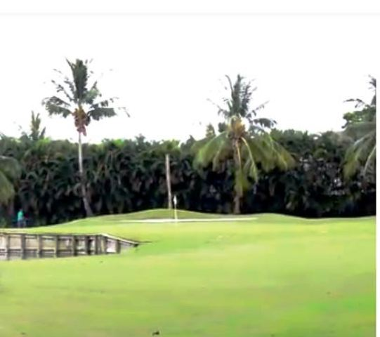 Hollybrook Golf & Tennis Club, Championship Course