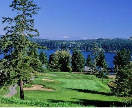 Holmes Harbor Golf Club,Freeland, Washington,  - Golf Course Photo