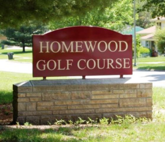 Golf Course Photo, Homewood Golf Course, Ames, Iowa, 50010