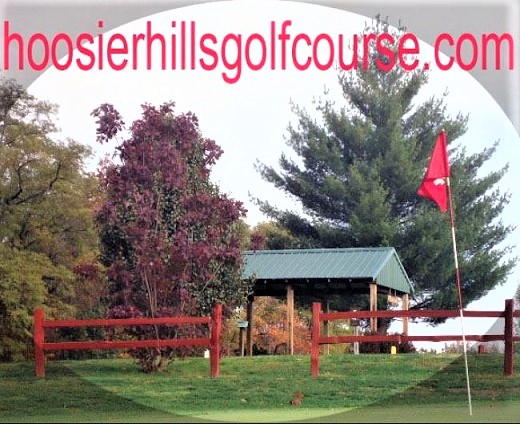 Golf Course Photo, Hoosier Hills Golf Course, Cory, Indiana, 47846