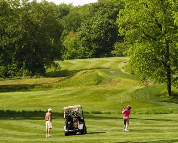Hop Brook Golf Course,Naugatuck, Connecticut,  - Golf Course Photo