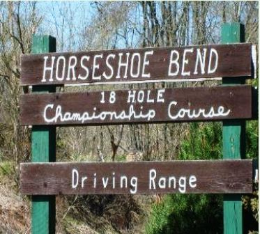 Horseshoe Bend Golf Course CLOSED 2014,Lewisville, Indiana,  - Golf Course Photo